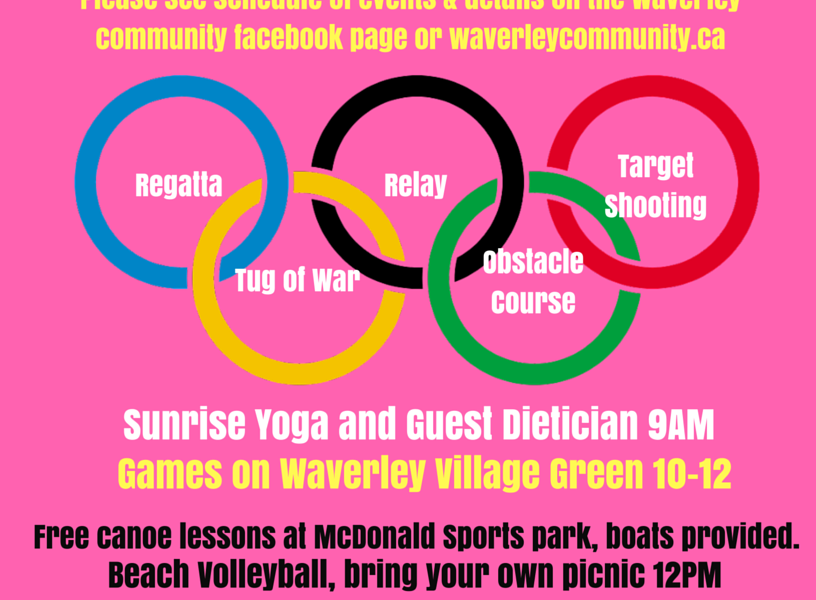 WAVERLEY SUMMER GAMES 2016 (2)
